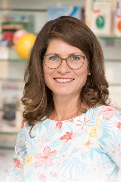 Geschäftsinhaberin Petra Fitzthum